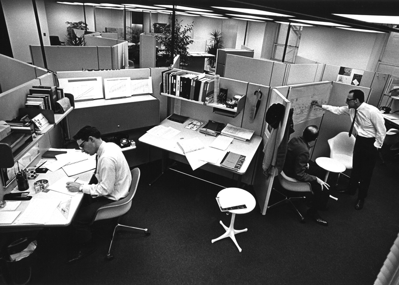 Herman Miller, Office Space, Work, Offices